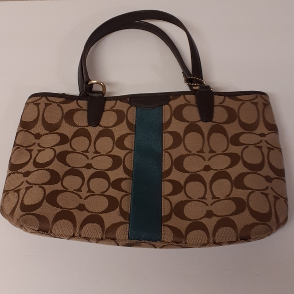 Coach bag pre-owned